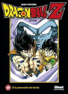 Dragon Ball Z - A la Poursuite de Garlic - Anime Comics