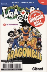 Dragon Ball - 1ère édition kiosque