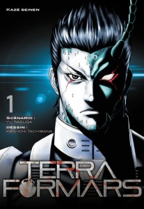 TERRA FORMARS – TOME 01