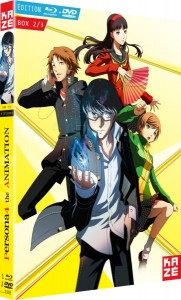 Persona 4 the Animation BD 02