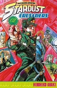 Stardust Crusaders - Tome 02