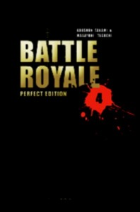 Battle Royale Perfect Edition Tome 04 - Soleil Manga