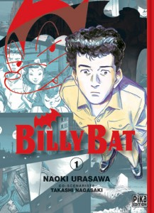 Billy Bat 01 chez Pika Edition