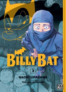 Billy Bat 03 chez Pika Edition