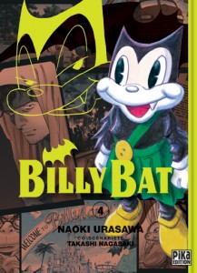Billy Bat 04 chez Pika Edition
