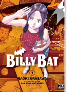 Billy Bat 07 chez Pika Edition