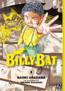 Billy Bat 08 chez Pika Edition