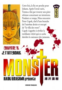 Monster 16 chez Kana