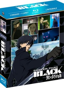 Darker than Black - Edition Saphir (Blu-ray)
