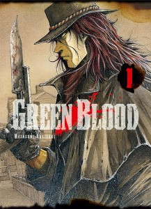 Green Blood T.01