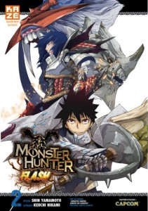 Monster Hunter Flash T.02