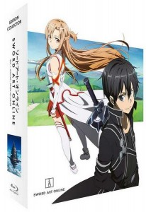 Sword Art Online Coffret Blu-ray