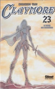 Claymore - Tome 23