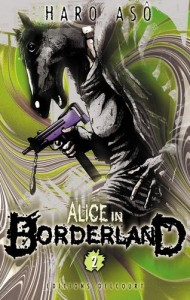 Alice in Borderland - Tome 02