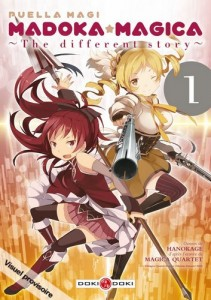 Puella Magi Madoka Magica - The Different Story - Tome 01