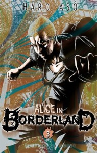 Alice in Borderland - Tome 03