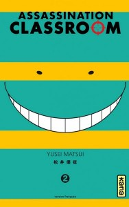 Assassination Classroom - Tome 02