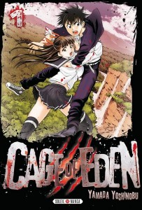 Cage of Eden - Tome 01