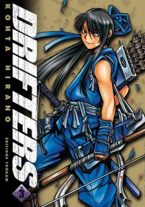 Drifters - Tome 03