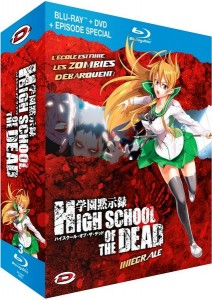 Highschool of the Dead - Blu-ray