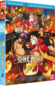 One Piece Z - Film 11 (Blu-ray)