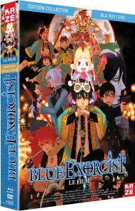 Blue Exorcist - Film (Blu-ray)