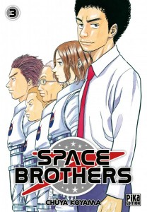 Space Brothers - Tome 03 (Pika Édition)