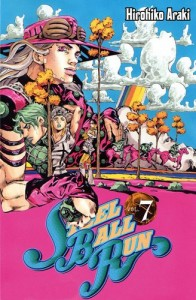 Steel Ball Run - Tome 07