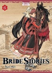 Bride Stories - Tome 06 (Ki-oon)