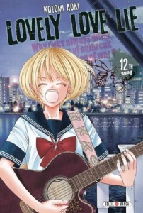 Lovely Love Lie - Tome 12 (Soleil Manga)