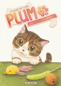 Plum, un Amour de Chat - Tome 01