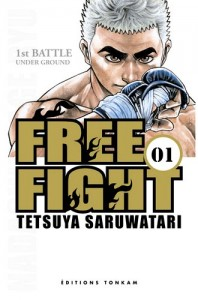 Free Fight 01 chez Tonkam