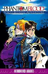 Phantom Blood 01 chez Tonkam