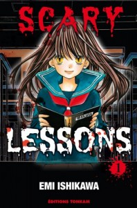 Scary Lessons 01 chez Tonkam