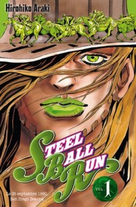Steel Ball Run 01 chez Tonkam