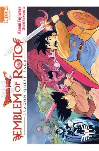 Dragon Quest - Emblem of Roto - Tome 01