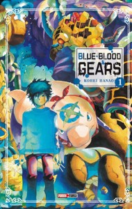 Blue-Blood Gears - Tome 01
