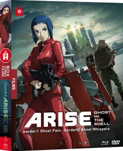 Ghost in the Shell ARISE 1-2 - @Animé