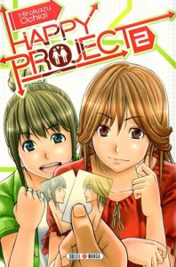 Happy Project - Tome 02