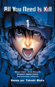 All You Need is Kill - Tome 01