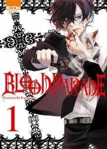Blood Parade - Tome 01