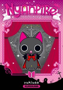 Nyanpire - The Gothic World of Nyanpire - Tome 01