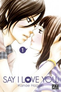 Say I Love You - Tome 01