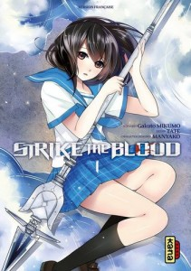 Strike The Blood - Tome 01