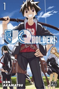 UQ Holder - Tome 01