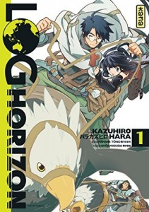 Log Horizon - Tome 01