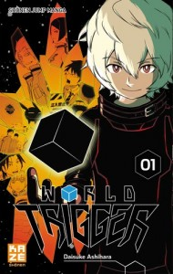 World Trigger - Tome 01