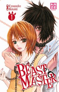 Beast Master - Tome 01