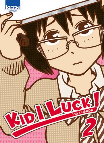 KID I LUCK - TOME 02
