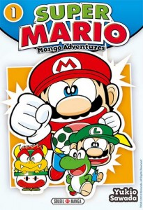 Super Mario Manga Adventures - Tome 01